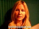 Jennifer Coolidge talks about Rich Stevens