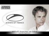 ASOT 477 Susana feat. Josh Gabriel - Frozen (Nic Chagall Remix)