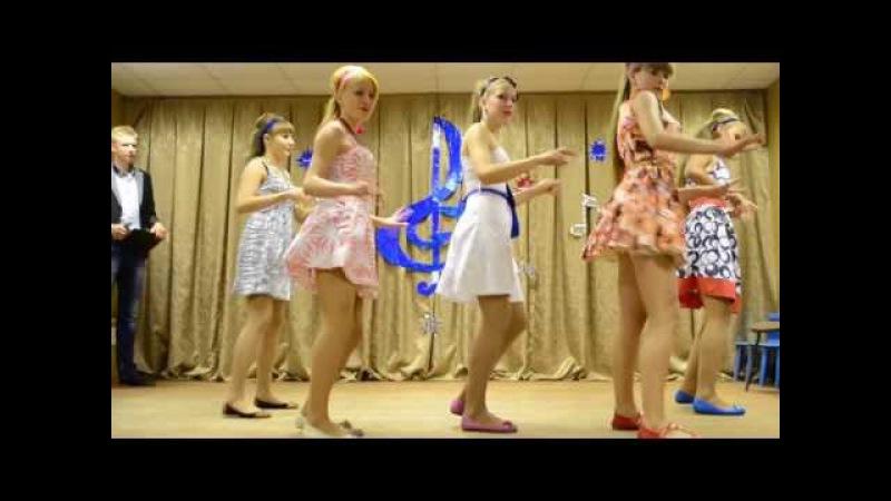 Танец Стиляги Я люблю буги вуги^^