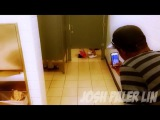 Секс в туалете | Пранк