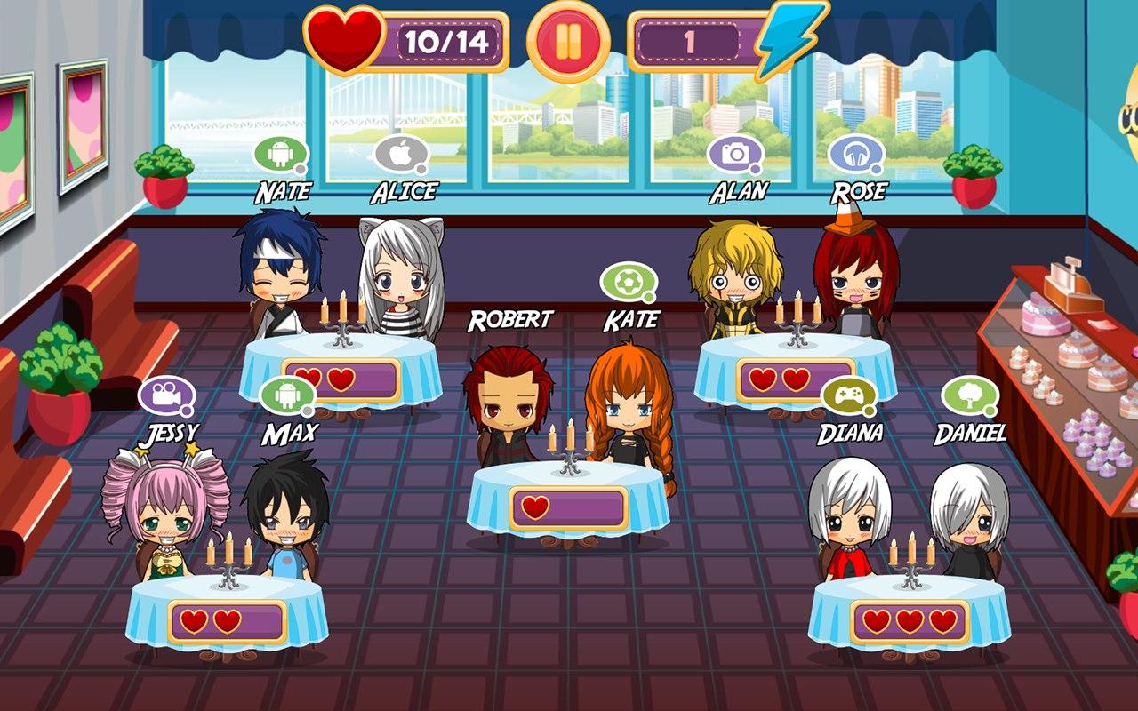 speed dating vk naruto datování sasuke fanfiction