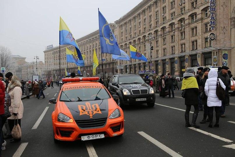 Активиста Автомайдана Сергея Кобу задержали за хулиганство, - Аваков - Цензор.НЕТ 8556