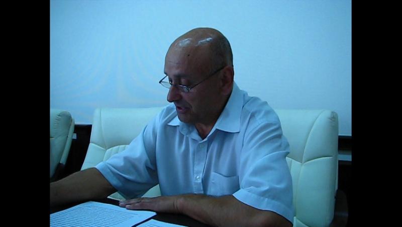 Завідувач лабораторії фізичного розвитку ІПВ НАПН України кандидат педагогічних наук Остапенко Олександр Іванович