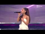 Ariana Grande - Problem, Love Me Harder, Break Free (The Voice Of Italy)