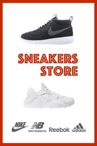 Sneakers Store  bd6014630ef5d