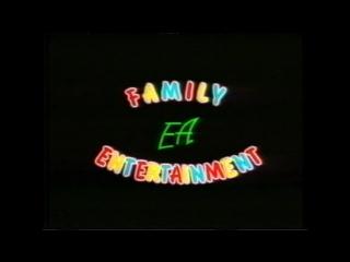 ТРЕСШ №3.1 - Реклама с лицензионной кассеты Черепашки-Мутанты Ниндзя: Крутые тинейджеры из измерения Икс от EA заставка