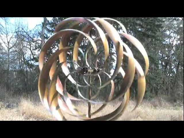 Kinetic Garden Wind Spinners   Solutions.com