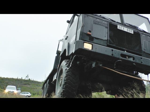 Scania SBAT 111S 6x6 Salvage ÖSA Master 280
