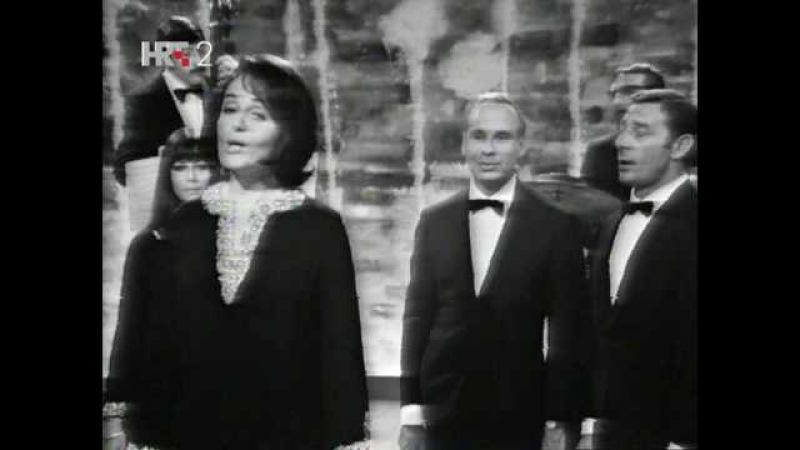 Les Swinger Singers J S Bach Partita No2 Sinfonia 1969