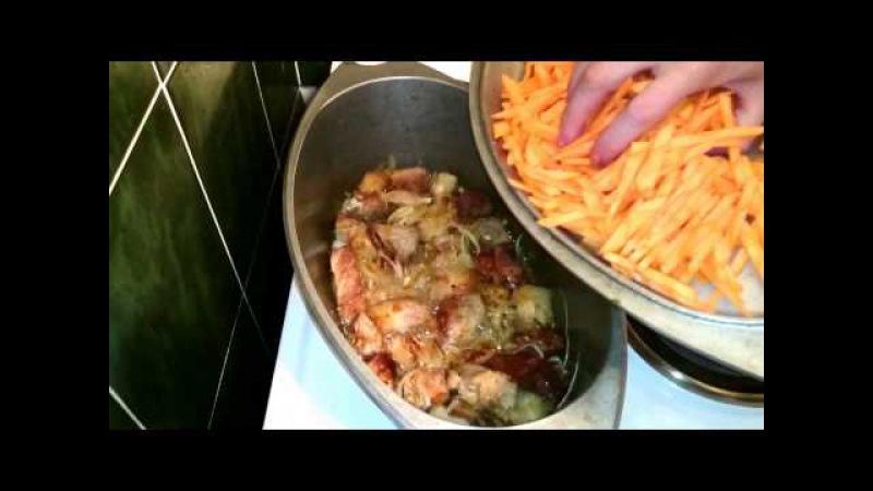 Плов из свинины пошаговый рецепт с фото - Tasty рецепты
