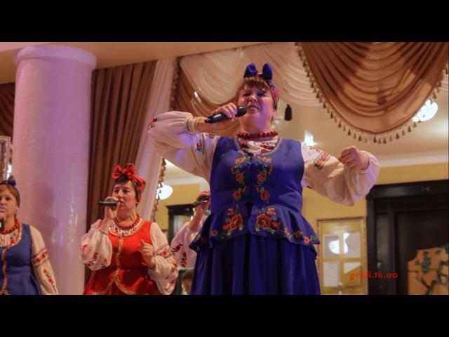Наталя Фаліон і Лісапетний батальйонна весіллі_2