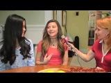 Tiffany Espensen & Olivia Stuck at Disney XD's New Series