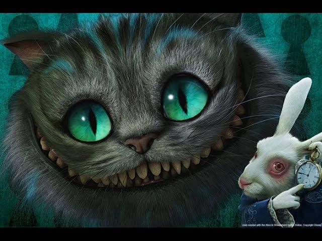 Детские сказки с пластинок Алиса в стране чудес все части