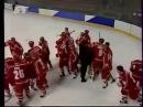 Хоккей. Беларусь 4-3 Швеция. Шайба Копатя