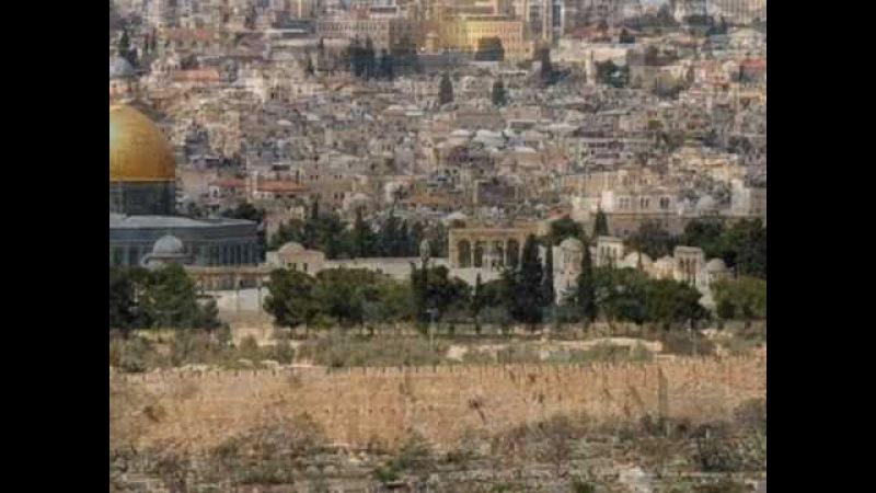 Jerusalem Of Gold - Jerusalem-Fotos zum Song von Liel Kolet Klaus Meine