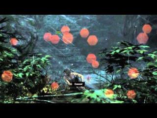 Прохождение Tomb Raider. Часть 2: Драка с волками