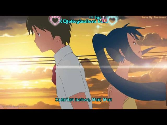 PV Hatsune Miku - New World is Mine Kara Sub indo [720p 10bit]