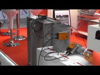 Клапаны противопожарные на выставке Мир Климата 2015