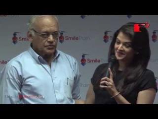 Aishwarya Rai Bachhan Celebrating 20 Years Of Smile Train