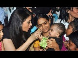 Aishwarya Rai Bachchan Gifts 100 Surgeries For Cleft Children