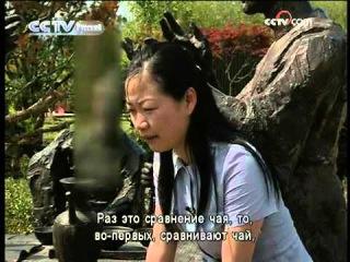 Чайная культура в горах Уишань. Старинная чайная традиция. Фильм 4