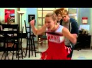 GLEE - Dance With Somebody Who Loves Me Full Performance Official Music Video HD
