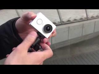 Велопрогулка с Xiaomi Yi Sports Action Camera (720p)
