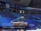 The Hardest Skills in Men's Gymnastics