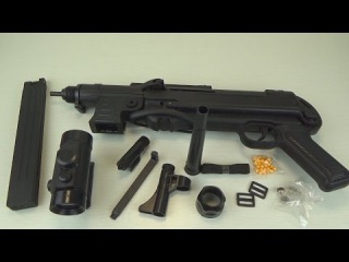 Детский пистолет пулемет МП 40
