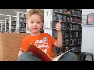 Ian reads