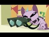 Кид vs Кэт ( Серия 1). Начнем игру / Ночь котов-зомби
