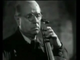 Pablo Casals - Bach Cello Solo Nr.1, BWV 1007 (8.1954)