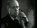 Pablo Casals - Bach Cello Solo Nr.1, BWV 1007 (8.1954)