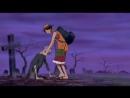 Луффи и Зомби Shachiburi прикол аниме ван пис