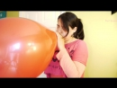 Yui Hisaishi - Blowing a balloon till it pops 16inch