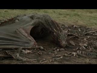 «Игра престолов». Ролик о создании драконов / Game of Thrones Season 5 Making Of