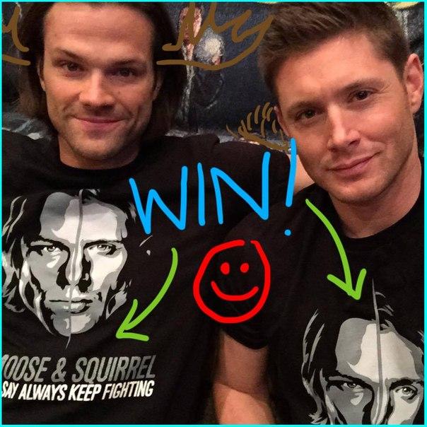 Jensen Ackles charity