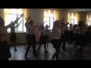 Флэшмоб на День Учителя. Школа №12. 2015