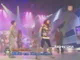 RBD en Habacilar cantan Rebelde _ Ser o Parecer en Peru