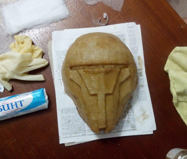 Маска Ревана (вселенная Star Wars) MuqsrrMV5Jc