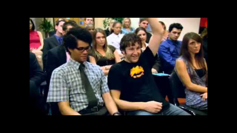 Компьютерщики (The IT Crowd). Корпоративное обучение