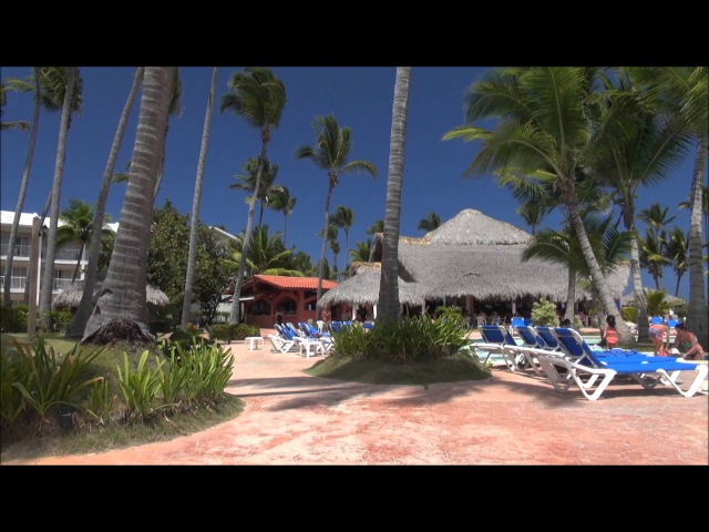 Video Walk Punta Cana Hotel VIK Arena Blanca