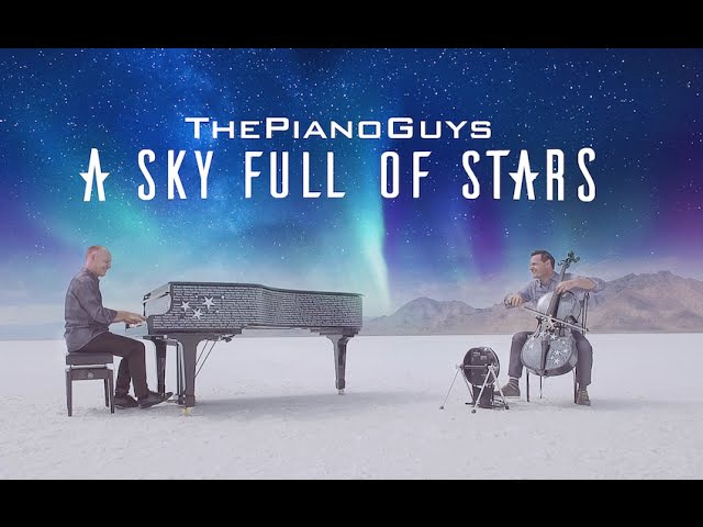 When Stars and Salt collide - Coldplay, A Sky Full of Stars (piano/cello cover)- The Piano Guys