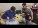 Исма Гамзат играем на репетиции у школы лезгинки DagDance