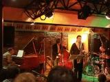 Концерт в джаз-клубе JFC - Санкт-Петербург