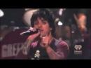Скандал GREEN DAY на фестивале iHeartRadio 2012 Las Vegas русский