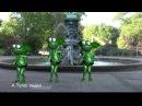Супермузыка танец зелёных человечков