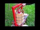Пресс соковыжималка для яблок винограда томатов фруктов ягод Пресс гидравлический GP 30