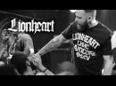 LIONHEART - Hail Mary (Live in Zagreb, Croatia, 17.03.2015)