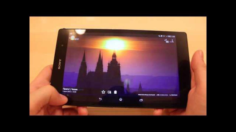 sony xperia z3 tablet compact обзор отличного планшета